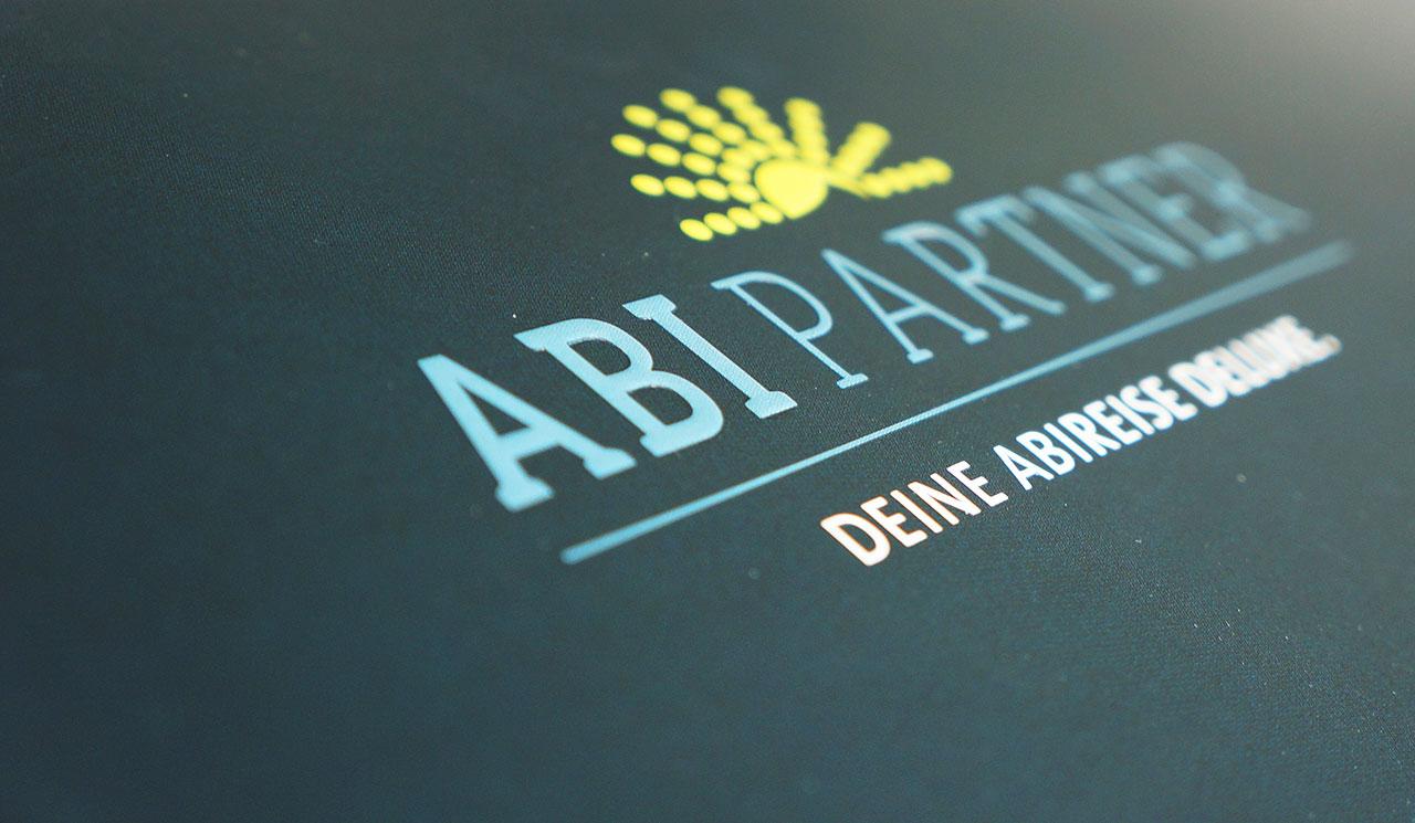 Logogestaltung für Abipartner